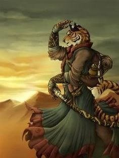 female catfolk monk - - Yahoo Image Search Results