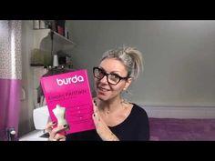"""(13) Βιβλίο """"Εύκολη Ραπτική"""" της Burda, ξανά στην ελληνική αγορά! - YouTube Diy Crafts, Sewing, Youtube, Face Masks, Fashion, Moda, Dressmaking, Couture, Fashion Styles"""