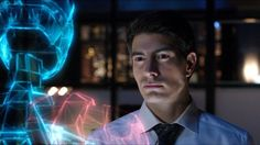 Arrow: A Closer Look at Ray Palmer's A.T.O.M. Costume, With Comments From Brandon Routh | Comicbook.com