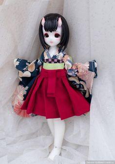 Aoandon от Sio2 Doll / Другие BJD, шарнирные куклы БЖД / Бэйбики. Куклы фото. Одежда для кукол