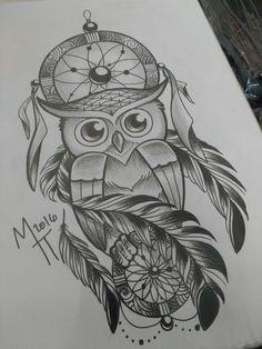 Filtro dos sonhos owl
