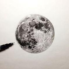 moon tattoo - Sök på Google