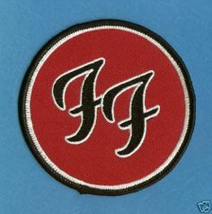 Foo Fighters Rock Band Patch
