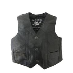 Save $ 20.04 order now Kid's Leather Vest KV738 3XL at Best Motorcycle Jac