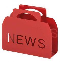 PORTE MAGAZINE METAL NEWS-Kitea-Autres rangements-maroc