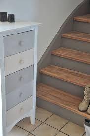 """Résultat de recherche d'images pour """"repeindre un escalier en bois"""""""