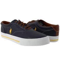 612fe6bc2863 polo ralph lauren cheap Vaughn Cuir Polo Sneaker Homme eu nuit http   www