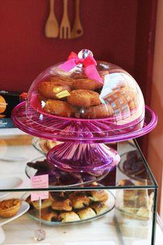 Rincón de la tienda. Zona dulces. Tahona Artesanal Gourmet Bilbao.