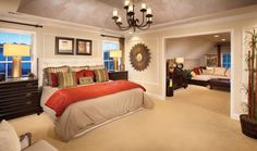 Toll Brothers Ellsworth Master Suite