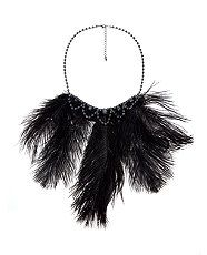 New Look Feather Necklace