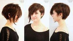 Assimétrico #cabelocurto #shorthair #cortedecabelo #pelocorto