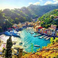 Marina di Portofino - Italy Credits @TimothySykes follow him for millionaire…