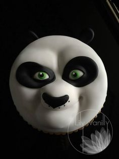 Kung Fu Panda  - Cake by Lily Vanilly