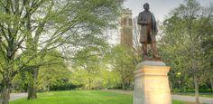 #Vanderbilt is ranked #11 on America's Prettiest College Campuses via @PureWow
