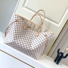 Louis Vuitton Damier Azur Neverfull GM LV N41360 - Louis Vuitton Handbags