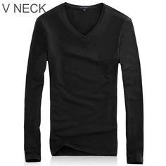 Korean style tshirt homme New spring autumn o neck long sleeve t shirt men Men's clothing Casual slim fitness t-shirt men S-5XL