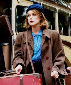 """Keira Knightley as Joan Clarke in """"The Imitation Game"""" (2014)"""