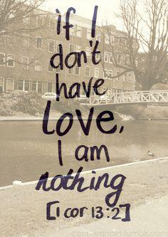 Sin amor nada soy