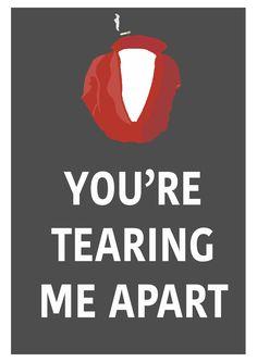 Minimal Poster You're tearing me apart James Dean Rebel Without a Cause 1955 Rebel Without A Cause, East Of Eden, Minimal Poster, James Dean, Film Quotes, Sketch, Books, Sketch Drawing, Libros