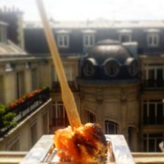 Les Tatakis des toits de Paris #tataki #parisholidays #food by thomasmesnier