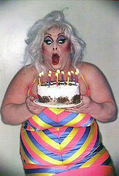 "TONY BRUGLIO Happy Birthday ! Dear friend.   Happy Birthday, Harris Glenn ""Divine"" Milstead!"
