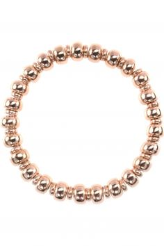 rose gold plated stainless steel #bracelet I designed for NEW ONE I NEWONE-SHOP.COM