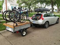 Possible camp/utility trailer re-build: Builds and Project Cars forum: Grassroots Motorsports