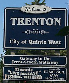 City of Quinte West (Trenton) : Bay of Quinte, Ontario – Belleville, Trenton and area