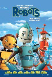 Ewan Mcgregor makes the best robot ever! Childhood Movies, Kid Movies, Family Movies, Cartoon Movies, Great Movies, Disney Movies, Movies To Watch, Children Movies, Comedy Movies