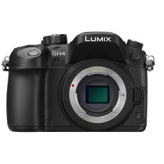 Panasonic DMC GH4 LUMIX G Camera Body Only