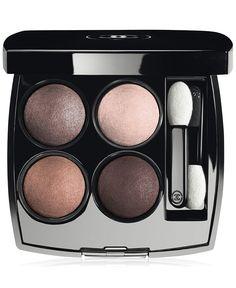 CHANEL LES 4 OMBRES Quadra Eye Shadow - EYESHADOW - Beauty - Macy's