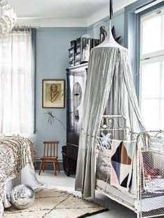 40 Elegant And Bohemian Kids Room Decor Ideas For Kids Who Love Something Different Elle Decor, Baby Room Decor, Bedroom Decor, Scandinavian Apartment, Dream Decor, Kid Beds, Room Interior, Interior Ideas, Kids Bedroom
