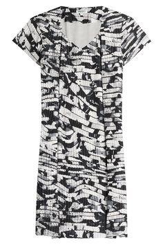 Kenzo - Textured Silk Dress
