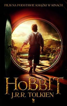 """""""The Hobbit"""" is a book by J. Tolkien, a famous Oxford professor, essayist and writer. The story centers around Bilbo Baggins, a hobbit who is caught up in a grand adventure. Gandalf, Hobbit Films, The Hobbit Movies, The Hobbit Book Cover, Jrr Tolkien, Tolkien Books, Books To Read, My Books, Reading Books"""