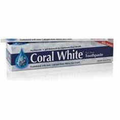 Coral White Toothpaste Mint Flavor 6 oz by Coral Inc., http://www.amazon.com/dp/B000Q468YC/ref=cm_sw_r_pi_dp_nmvzsb1Z0YMCM