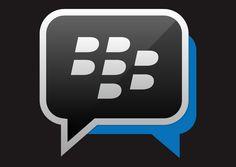 Logo BBM Blackberry Messenger Vector