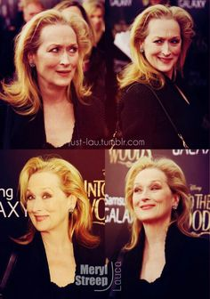 Pretty Funny Faces Meryl Streep