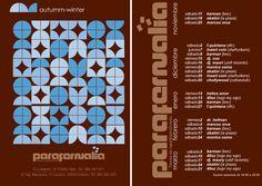 Flyer diseñado para tienda de ropa