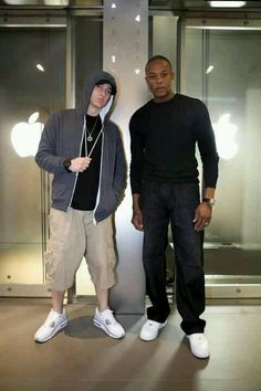 Dr Dre And Emenin