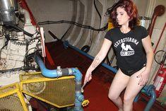 Toda simpatia de Luccy Joplin em ensaio especial - Testosterona Blog