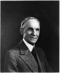 Henry Ford, Founder Ford Motor Company (July 30, 1863 – April 7, 1947)