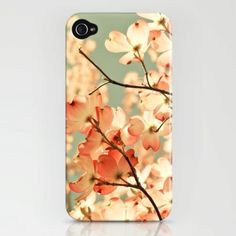 Cherry Blossom iPhone cover.
