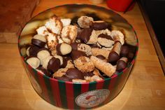 Lavkarbo LCHF Julebakst « Ingrids Blogg Lchf, Cereal, Protein, Sweets, Baking, Breakfast, Recipe, Sweet Pastries, Bread Making