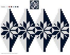 #julekuler_designer knitting chart made by #Pawel_Dolatowski
