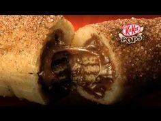 Have a break .. Have KitKat Pops !