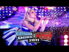 Alexa Bliss Entrance SmackDown vs Raw 2011 (PS2) [WWE Games]
