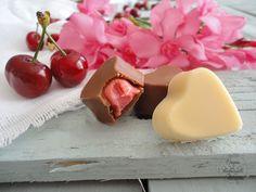 Cherry Truffles