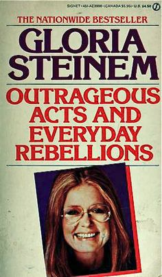 Bound:: 3 Gloria Steinem Classics Are Now E-Books