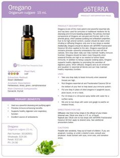 doterra tea tree   uses | doTERRA Oregano Oil 15 ml - My Natural Family