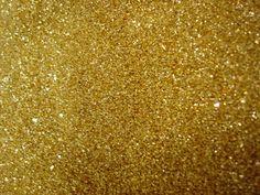 Twitter Background Glitter Gold